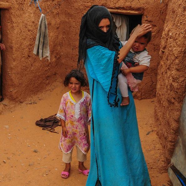 Bedouin, Merzouga, Morocco